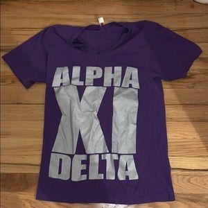 Alpha Xi delta top
